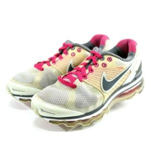 NIKE Air Max+ 2010 Women's Running Shoes Size 7.5